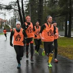 13. Vana-aasta jooks ja maraton - Andre Abner (67), Heiko Sepp (136)