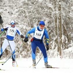 32. Viru Maraton - Heigo Saar (168), Ander Adel (179)