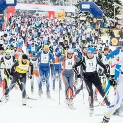 32. Viru Maraton - Aimar Hussar (11), Jaanus Bauman (34), Alar Savastver (84)