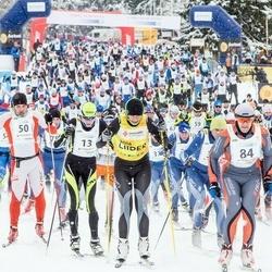 32. Viru Maraton - Heidi Raju (13), Martin Maasik (50), Alar Savastver (84)