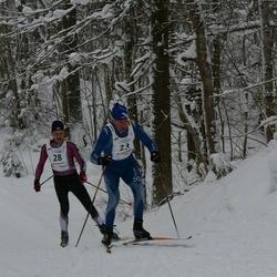 32. Viru Maraton - Ago Veilberg (23), Tarmo Neemela (28)