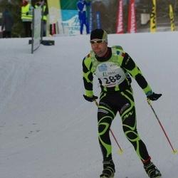 RMK Kõrvemaa Suusamaraton - Aleksei Kuligin (288)
