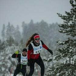 18. Tamsalu-Neeruti Maraton - Dagmar Lui (557)