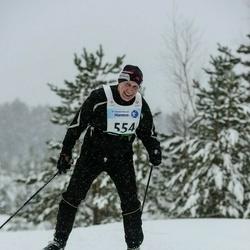 18. Tamsalu-Neeruti Maraton - Arno Anton (554)