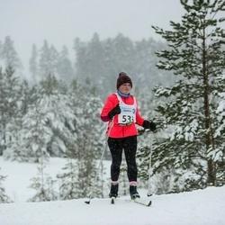 18. Tamsalu-Neeruti Maraton - Anni Varjo (533)