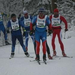 18. Tamsalu-Neeruti Maraton - Arno Anton (128), Viktor Murnikov (146), Veljo Kattago (361)
