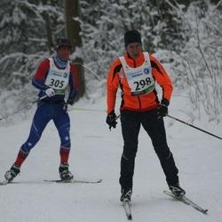 18. Tamsalu-Neeruti Maraton - Bruno Münter (298), Janno Greenbaum (305)
