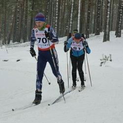 Võiste Suusamaraton - Arnold Schmidt (70), Madis Rahu (81)