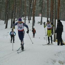 Võiste Suusamaraton - Kait Kasumets (56), Arnold Schmidt (70)