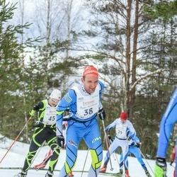 18. Tallinna Suusamaraton - Karel Kulbin (38)