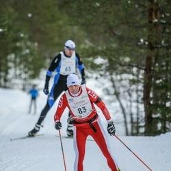 18. Tallinna Suusamaraton - Andres Maarits (83)