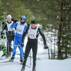 18. Tallinna Suusamaraton - Rasmus Pruul (115)