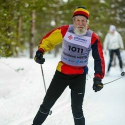 18. Tallinna Suusamaraton - Heini Tammik (1011)