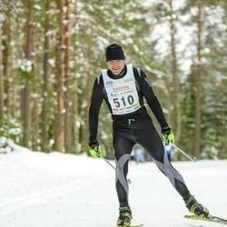 18. Tallinna Suusamaraton - Priit Friedemann (510)