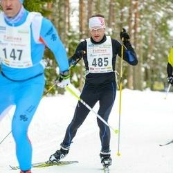 18. Tallinna Suusamaraton - Andre Nõmm (485)