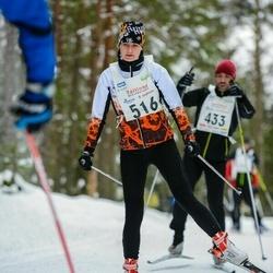 18. Tallinna Suusamaraton - Annika Remmer (516)