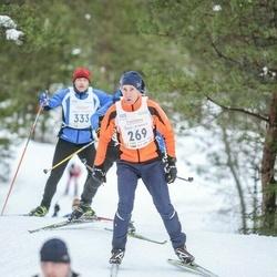 18. Tallinna Suusamaraton - Bruno Münter (269)