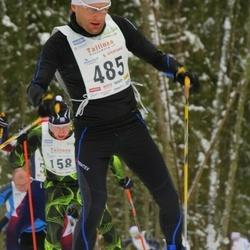 18. Tallinna Suusamaraton - Madis Moor (158), Andre Nõmm (485)