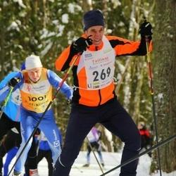 18. Tallinna Suusamaraton - Bruno Münter (269), Ulvar Pavlov (1001)