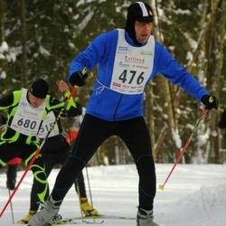18. Tallinna Suusamaraton - Taimo Urtson (476), Boris Skorokhod (680)