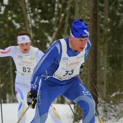 18. Tallinna Suusamaraton - Ago Veilberg (33), Egert Lepiksaar (82)