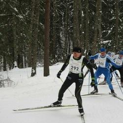 18. Tallinna Suusamaraton - Arno Pärna (237), Andrey Roop (243), Avo Raud (292)