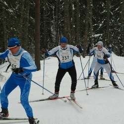 18. Tallinna Suusamaraton - Arno Pärna (237), Andrey Roop (243), Kristjan Pärna (265)