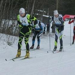 42. Haanja Maraton - Tiit Orlovski (26), Alar Reiska (51)