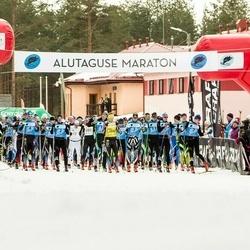 18. Alutaguse Maraton - Martin Nassar (1), Timo Simonlatser (2), Martti Himma (3), Eno Vahtra (4), Andres Kollo (6), Allar Soo (11), Hans Teearu (33), Ergo Rästas (205)