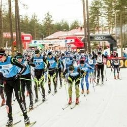 18. Alutaguse Maraton - Allar Soo (11), Virgo Karu (16), Meelis Rebane (19), Ago Veilberg (25)