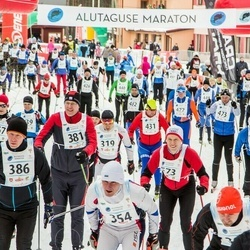 18. Alutaguse Maraton - Juhan Änilane (354), Andres Viira (362), Kaido Kerik (386), Kaarel Sirel (467)