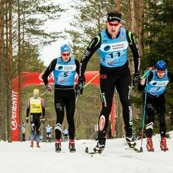 18. Alutaguse Maraton - Mart Kevin Põlluste (5), Vahur Teppan (7), Allar Soo (11)
