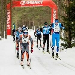 18. Alutaguse Maraton - Sander Linnus (9), Alar Savastver (39), Karl-Cardo Mere (442)