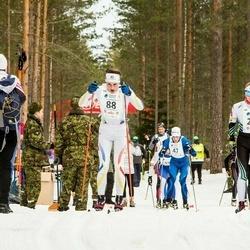 18. Alutaguse Maraton - Juri Kovaljov (47), Egert Lepiksaar (88), Jarmo Kaasiku (288)