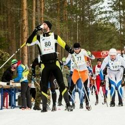 18. Alutaguse Maraton - Ragnar Kaasik (77), Kaivo Kiple (80), Erko Virgepuu (102)