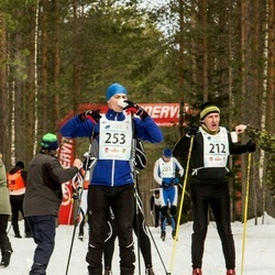 18. Alutaguse Maraton - Priit Laidvee (212), Aare Pilvet (253)