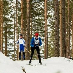 18. Alutaguse Maraton - Ermo Kruuse (286), Helges Mändmets (337)