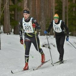 18. Alutaguse Maraton - Markus Kaasik (221), Teet Kallakmaa (391)