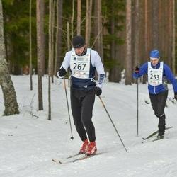 18. Alutaguse Maraton - Aare Pilvet (253), Urmet Hiiekivi (267)