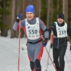18. Alutaguse Maraton - Andrus Prangli (239), Riho Mõtlep (550)