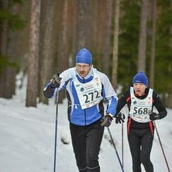 18. Alutaguse Maraton - Arno Pärna (272), Sulev Liht (568)