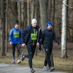 5. Tartu Parkmetsa jooks - Aavo Hõbe (295), Marek Viilol (364)