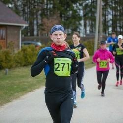 5. Tartu Parkmetsa jooks - Endre Varik (271)