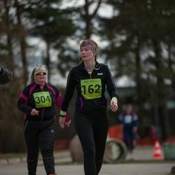 5. Tartu Parkmetsa jooks - Aet Kruusimägi (162), Teet Bergmann (651)
