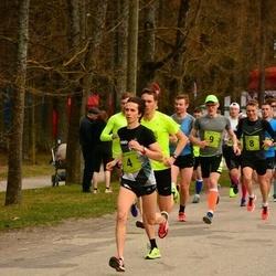 5. Tartu Parkmetsa jooks - Raivo Alla (4), Hardo Reinart (8), Franko Reinhold (9)