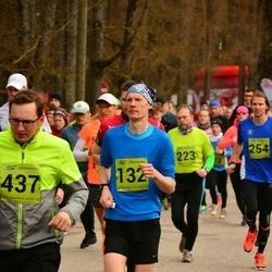 5. Tartu Parkmetsa jooks - Kalle Vall (132)