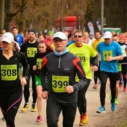 5. Tartu Parkmetsa jooks - Valdur Männiste (399)