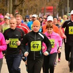 5. Tartu Parkmetsa jooks - Kelli Hanschmidt (67), Oliver Hanschmidt (165)