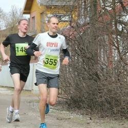 5. Tartu Parkmetsa jooks - Marcus Puhke (148), Marko Teder (355)