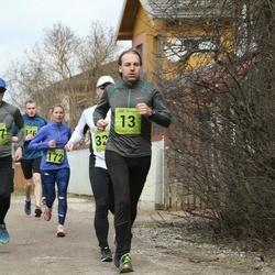 5. Tartu Parkmetsa jooks - Raido Matson (13), Kait Kasumets (267)